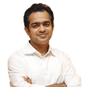 Anurag Goel Co-founder & Chairman